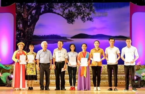 CĐ Văn hóa nghệ thuật Nghệ An tuyển thẳng 10 học sinh hát dân ca xuất sắc - Ảnh minh hoạ 4