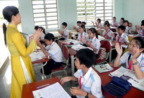 Siết chặt quản lý liên kết bồi dưỡng theo tiêu chuẩn chức danh nghề nghiệp giáo viên
