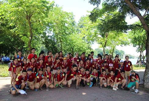 Trường THCS Hà NộI – Thăng Long: Tuyển sinh lớp 6 - Ảnh minh hoạ 2