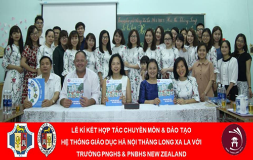 Trường THCS Hà NộI – Thăng Long: Tuyển sinh lớp 6 - Ảnh minh hoạ 5