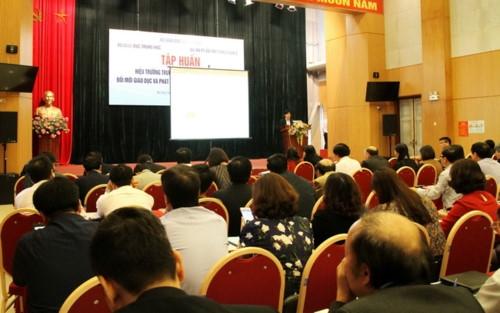 Tiếp thu lí luận và kinh nghiệm quốc tế trong chương trình giáo dục phổ thông mới - Ảnh minh hoạ 2