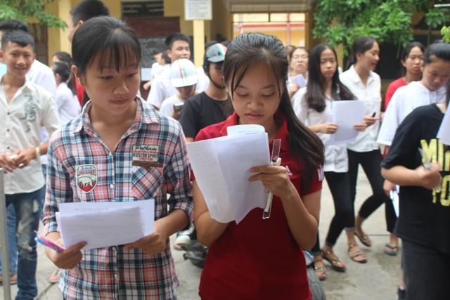 Thanh Hóa: Nhiều thay đổi trong tổ chức kỳ thi tuyển sinh vào lớp 10