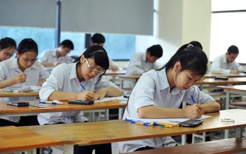 Hải Phòng bốc thăm chọn Vật lý là môn thi vào lớp 10 năm học 2017-2018