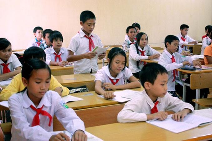 Tuyển sinh lớp 6 đặc thù: HS Hà Nội làm 2 bài kiểm tra đánh giá năng lực