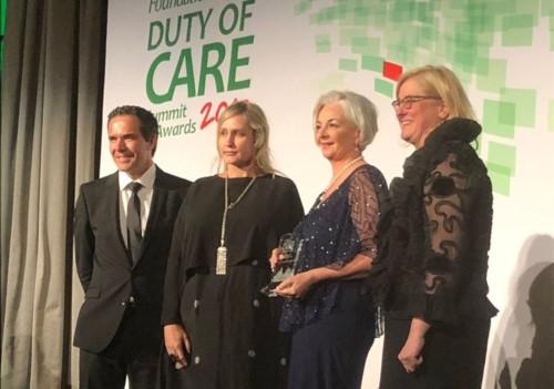 ĐH RMIT Việt Nam nhận giải thưởng Duty of Care 2018 tại Mỹ