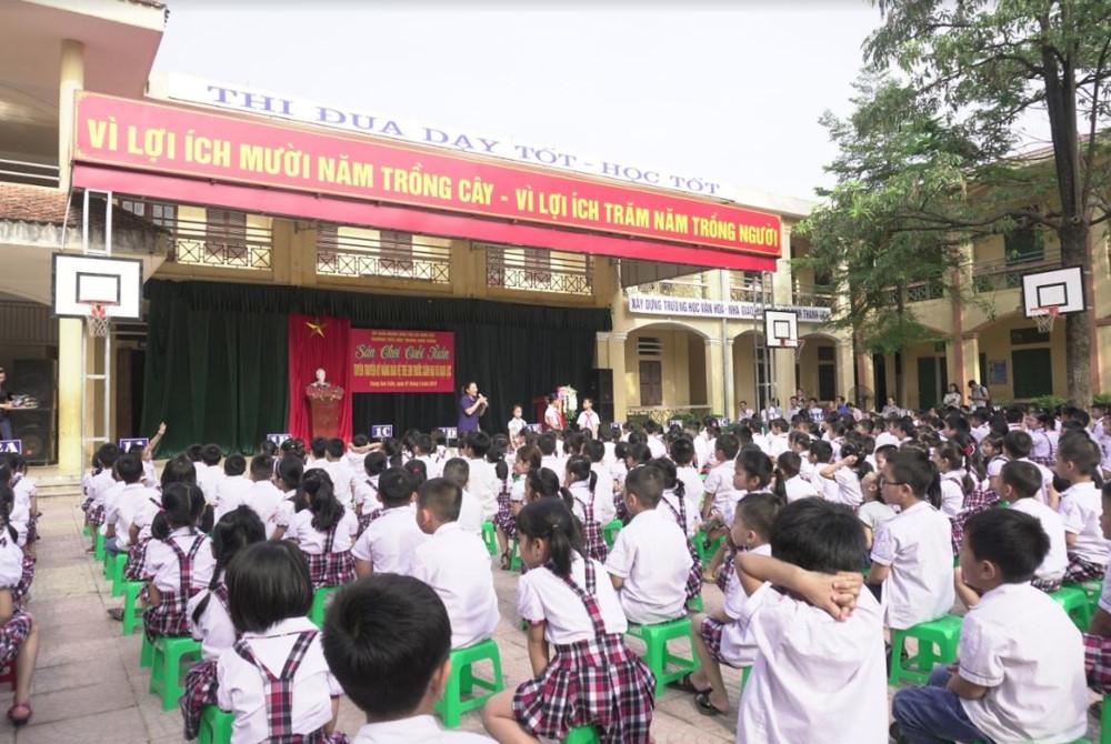 Tuyên truyền kỹ năng phòng chống xâm hại và bạo lực cho học sinh tiểu học