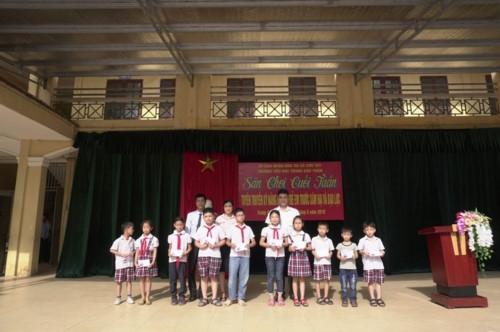 Tuyên truyền kỹ năng phòng chống xâm hại và bạo lực cho học sinh tiểu học - Ảnh minh hoạ 2