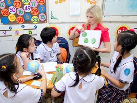 Bắc Giang hướng dẫn tổ chức dạy tiếng Anh tiểu học năm học 2018-2019