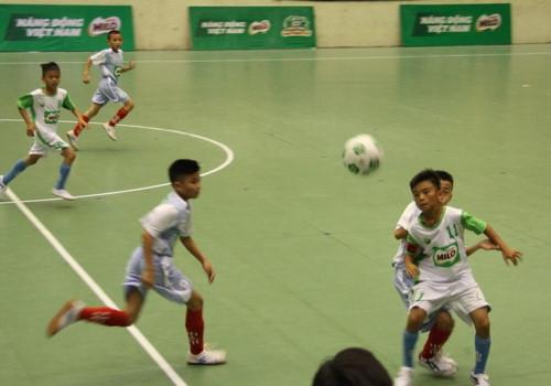 Khởi tranh giải bóng đá học sinh tiểu học và THCS – khu vực II: Sân chơi nhiều ý nghĩa - Ảnh minh hoạ 7
