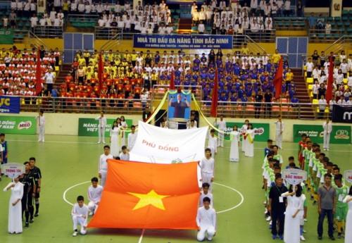 Khởi tranh giải bóng đá học sinh tiểu học và THCS – khu vực II: Sân chơi nhiều ý nghĩa - Ảnh minh hoạ 4