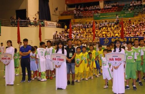 Khởi tranh giải bóng đá học sinh tiểu học và THCS – khu vực II: Sân chơi nhiều ý nghĩa - Ảnh minh hoạ 6
