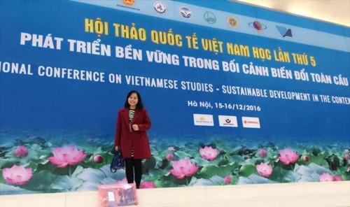 Nữ giảng viên trẻ mê ngôn ngữ Việt - Ảnh minh hoạ 2