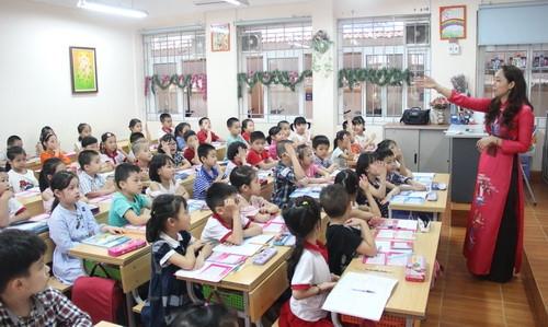 Phát triển tiềm năng sáng tạo cho học sinh lớp 1