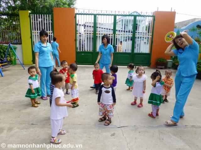 TP Hồ Chí Minh lưu ý trường mầm non giữ trẻ trong hè