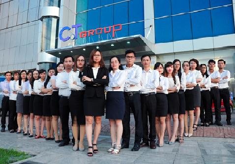Tập đoàn C.T Group triển khai chương trình thực tập có lương cho sinh viên nghèo học giỏi