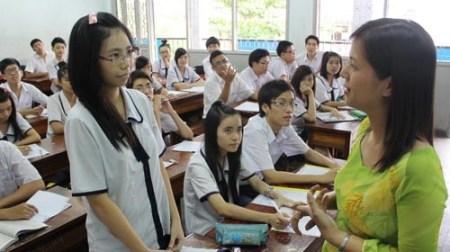 Khánh Hòa hướng dẫn chuyển công tác với giáo viên
