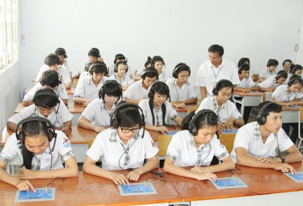 Bà Rịa - Vũng Tàu: Triển khai Chương trình tiếng Anh hệ 10 năm ở THCS