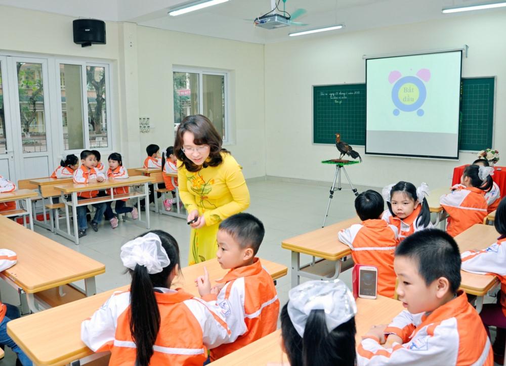 Chúng ta đều có trách nhiệm phát triển giáo dục