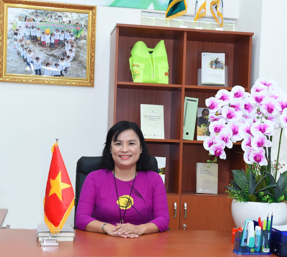 Trường ĐH KHXH&NV TPHCM có nữ hiệu trưởng đầu tiên