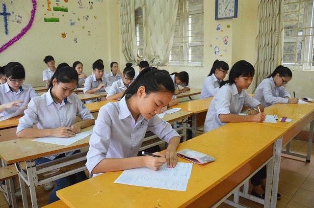 Hà Nam công bố chỉ tiêu tuyển sinh vào lớp 10