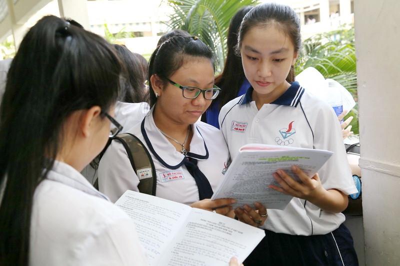 Ninh Bình: Bố trí điểm chờ cho thí sinh tại các điểm thi