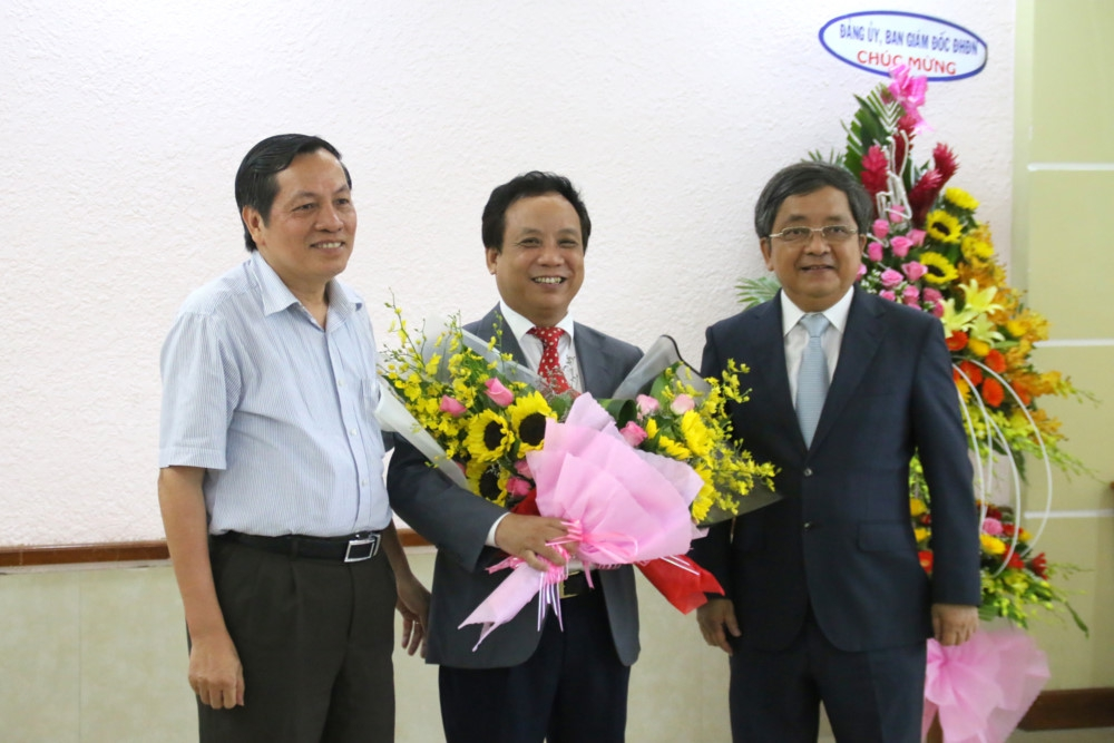 ĐH Đà Nẵng công bố quyết định nhân sự mới