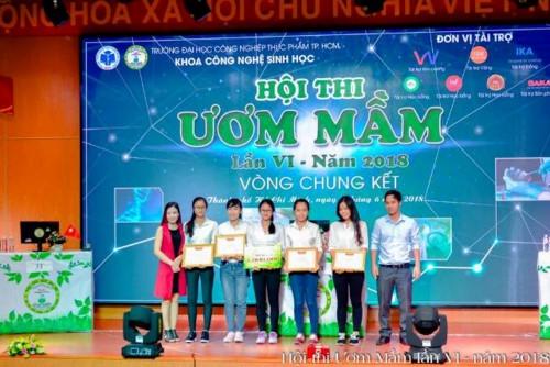 Trường ĐH Bách Khoa TPHCM giành giải quán quân Hội thi Ươm mầm lần VI - Ảnh minh hoạ 4