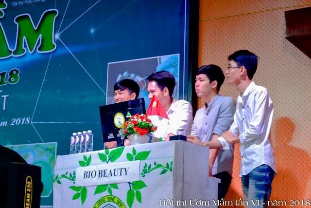 Trường ĐH Bách Khoa TPHCM giành giải quán quân Hội thi Ươm mầm lần VI