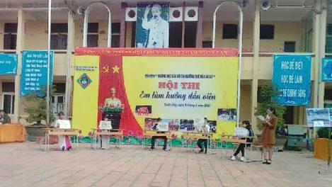 Phú Thọ đưa di sản vào trường học