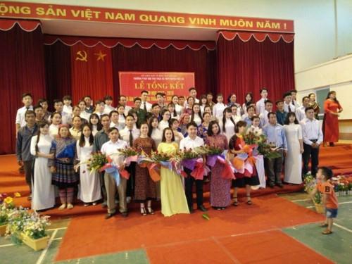 Sở GD&ĐT Lào Cai trực tiếp hướng dẫn, chỉ đạo tổ chức lễ tri ân, trưởng thành - Ảnh minh hoạ 4