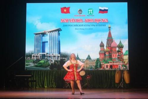 Trường ĐH Bình Dương  tổ chức ngày văn hóa – khoa học Nga - Ảnh minh hoạ 6