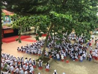 Sở GD&ĐT Lào Cai trực tiếp hướng dẫn, chỉ đạo tổ chức lễ tri ân, trưởng thành - Ảnh minh hoạ 5