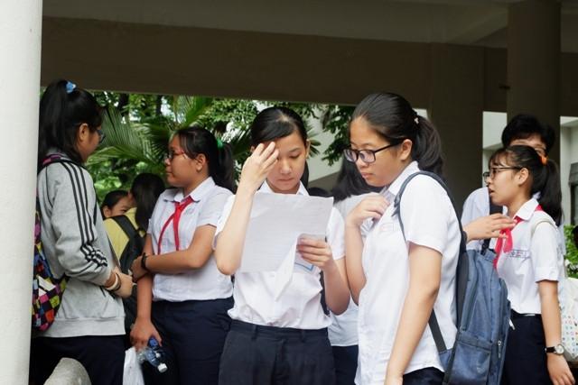 Đà Nẵng: Đề thi Toán tuyển sinh vào lớp 10 không lắt léo, có tính phân hóa cao