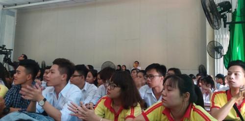 Trường Cao đẳng Đại Việt Sài Gòn cùng Doanh nghiệp thực hiện cam kết việc làm với sinh viên - Ảnh minh hoạ 5