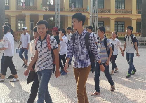 Hưng Yên: hơn 14.000 thí sinh bước vào kỳ thi tuyển sinh lớp 10 - Ảnh minh hoạ 2