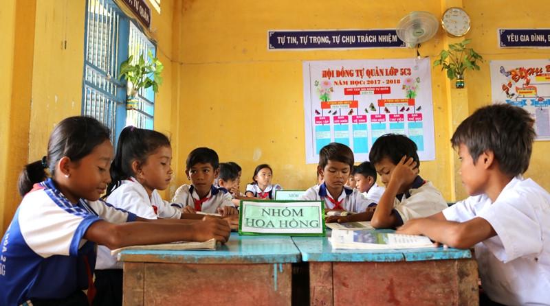 Nhiều thách thức trong quy hoạch trường lớp ở ĐBSCL