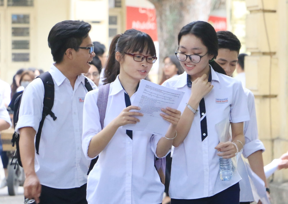 Những ưu điểm của kỳ thi và tuyển sinh cần được phát huy