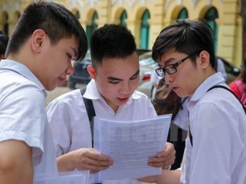 Hà Nội hạ điểm chuẩn vào trường chuyên