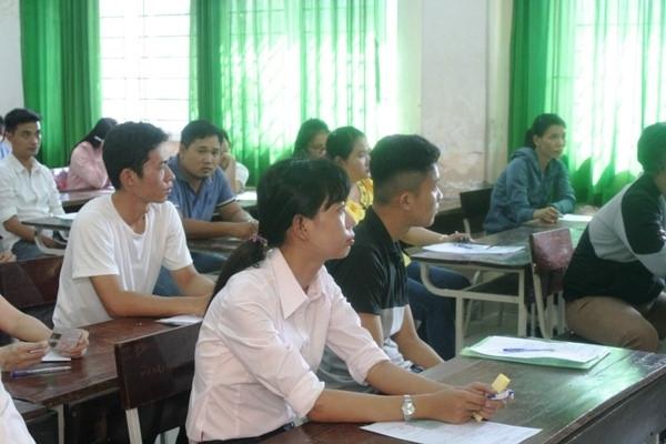 Hoàn thành chấm thẩm định tại tỉnh Bến Tre