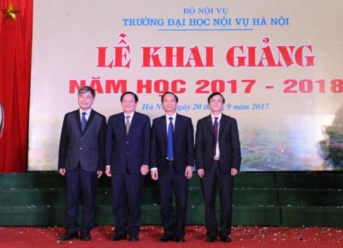 Trường Đại học Nội vụ Hà Nội thông báo ngưỡng điểm nhận hồ sơ xét tuyển ĐH, CĐ hệ chính quy năm 2018 - Ảnh minh hoạ 2