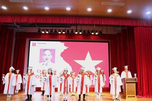 Đại học Quốc tế Hồng Bàng (HIU): 777 tân cử nhân nhận bằng bằng tốt nghiệp - Ảnh minh hoạ 3