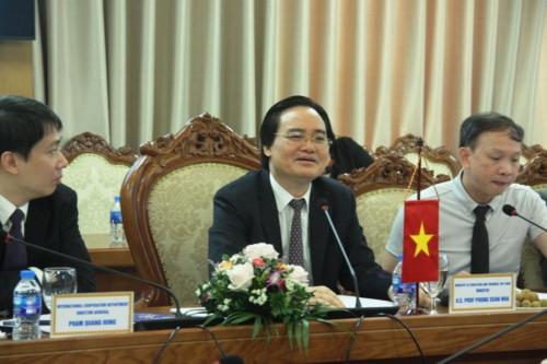 Nhiều quốc gia SEAMEO muốn học hỏi thành công của Giáo dục Việt Nam - Ảnh minh hoạ 3