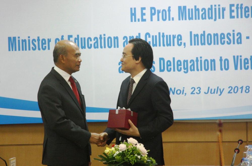 Nhiều quốc gia SEAMEO muốn học hỏi thành công của Giáo dục Việt Nam