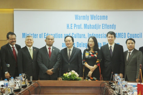Nhiều quốc gia SEAMEO muốn học hỏi thành công của Giáo dục Việt Nam - Ảnh minh hoạ 4