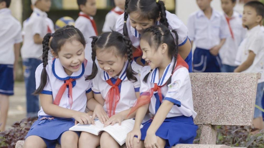 Học sinh Hà Nội được thụ hưởng Đề án Sữa học đường