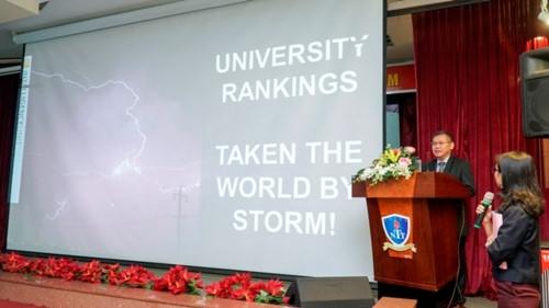 Tham gia xếp hạng đại học: Điều kiện tất yếu để khẳng định chất lượng đào tạo - Ảnh minh hoạ 3