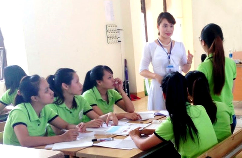 Trường sư phạm đẩy mạnh chuyên nghiệp hóa đào tạo giáo viên
