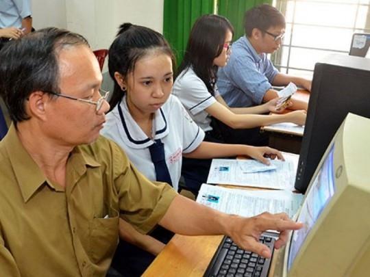 Sở GD&ĐT Hà Nội thông tin về ngày thứ 2 tuyển sinh trực tuyến