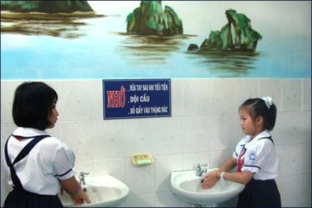 TP.HCM: Tổng rà soát, đầu tư cải tạo, xây dựng nhà vệ sinh trường học