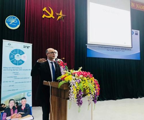 Đảm bảo chất lượng ĐH: Học tập quốc tế, ứng dụng vào thực tiễn trường ĐH Việt Nam - Ảnh minh hoạ 4